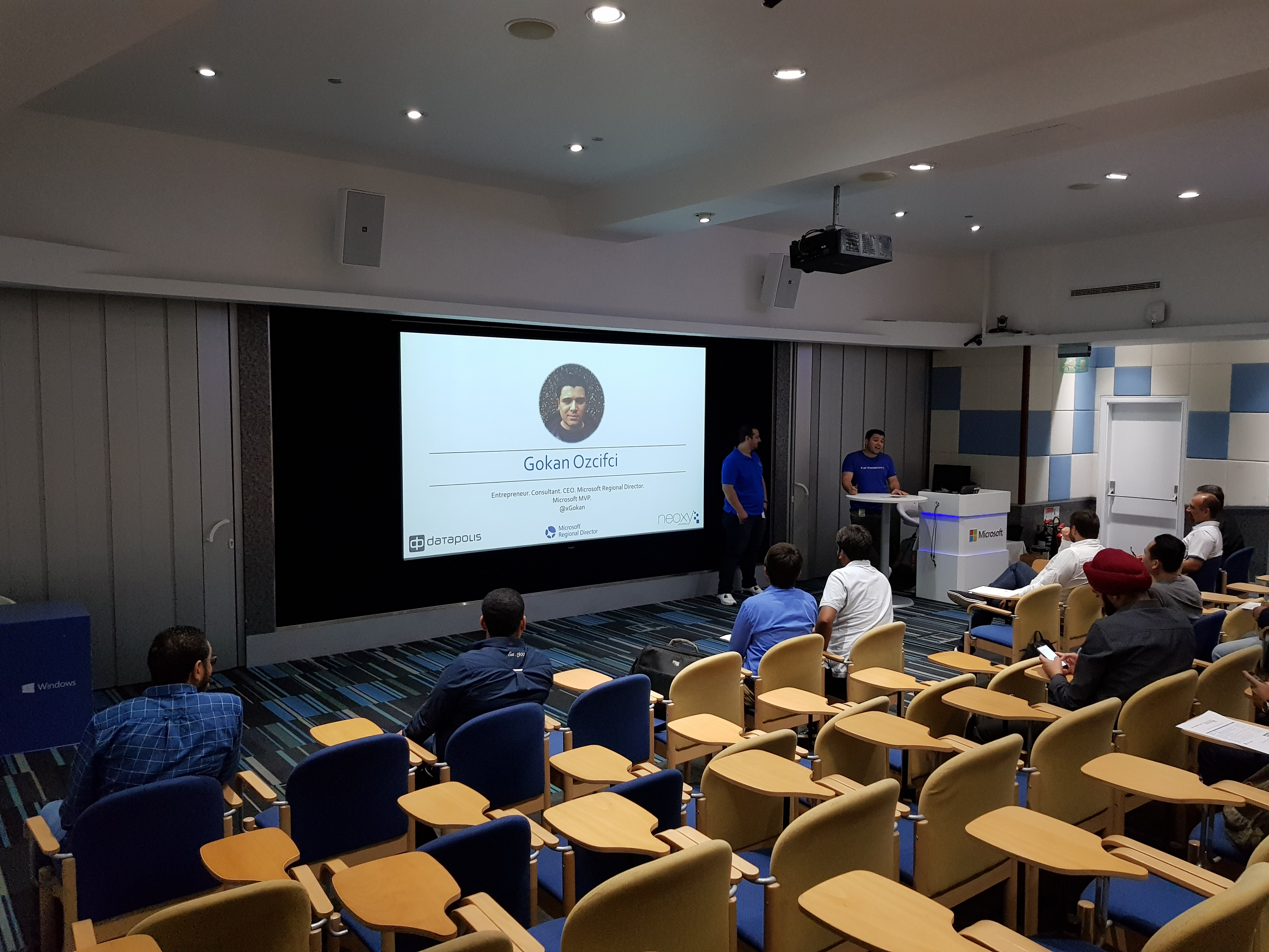 SharePoint Saturday Dubai Community Interviews