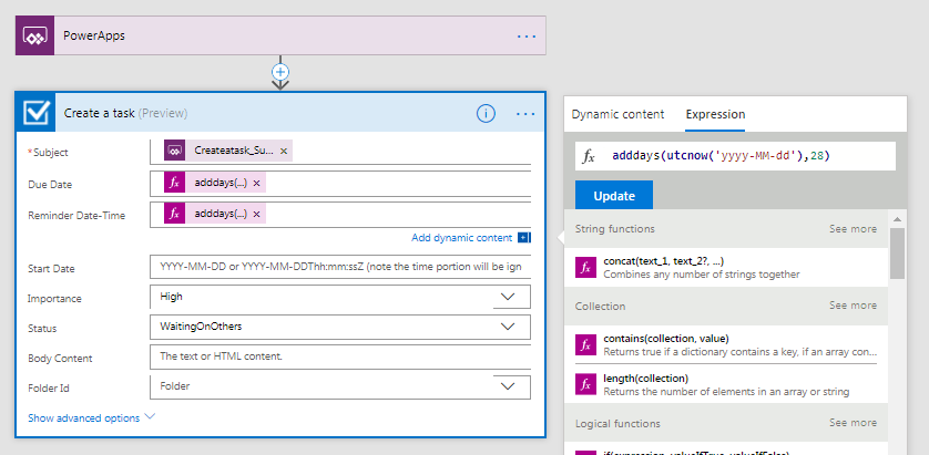 PowerApps + Data = Intelligent SharePoint – Create your
