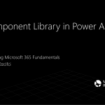 Power Apps Component Library